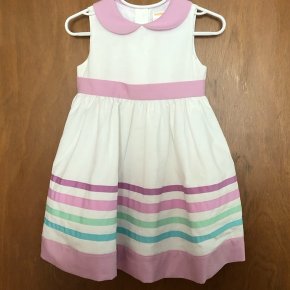 Gymboree Girls Pink Green Plaid Party Holiday Jumper Dress Girl 6-12 Mos Available In Various Designs And Specifications For Your Selection Clothing, Shoes & Accessories